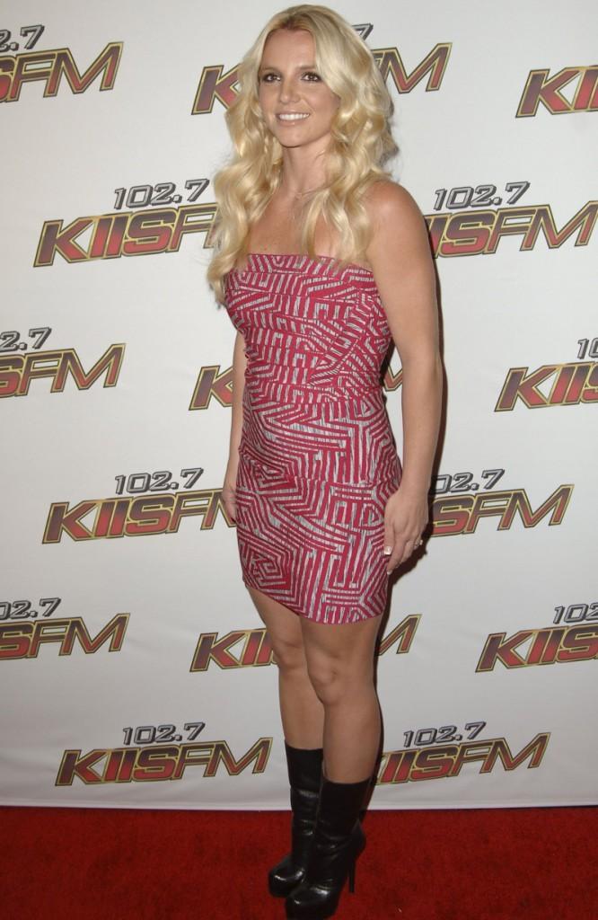 Alors, vous préférez Britney ...