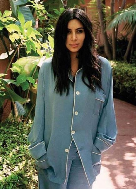 Kim Kardashian pour Vogue Espagne