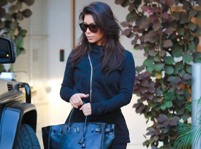 Kim Kardashian : à peine rentrée à L.A., elle file chez son spécialiste du botox !