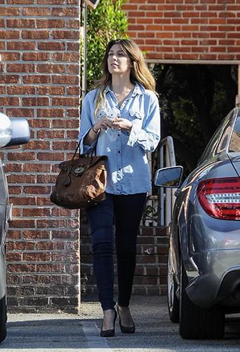 Brittny Gastineau à Los Angeles le 16 mai 2014