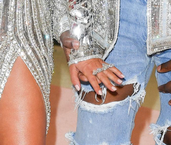 ensemble de bagues créées par Lorraine Schwartz ornées de diamants