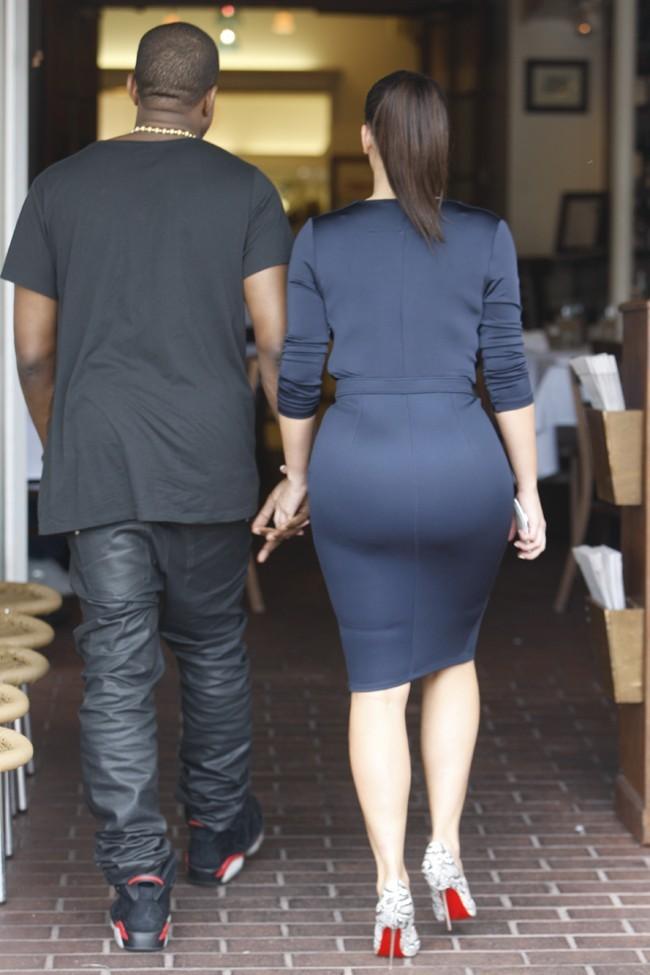 Kim se reconnait facilement...