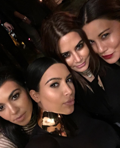 Photos : Kim Kardashian, Cara Delevingne, Jada Pinkett Smith... du beau monde pour l'anniversaire d'Olivier Rousteing !