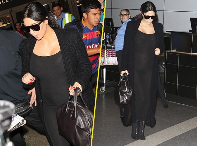 Kim Kardashian : de retour pour soutenir Kourtney dans son combat !