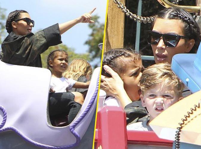 Kim Kardashian : Direction Disneyland pour l'anniversaire de North West !