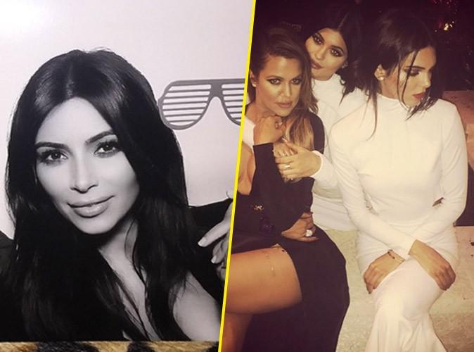 Photos : Kim Kardashian : elle a bien passé Noël en famille !