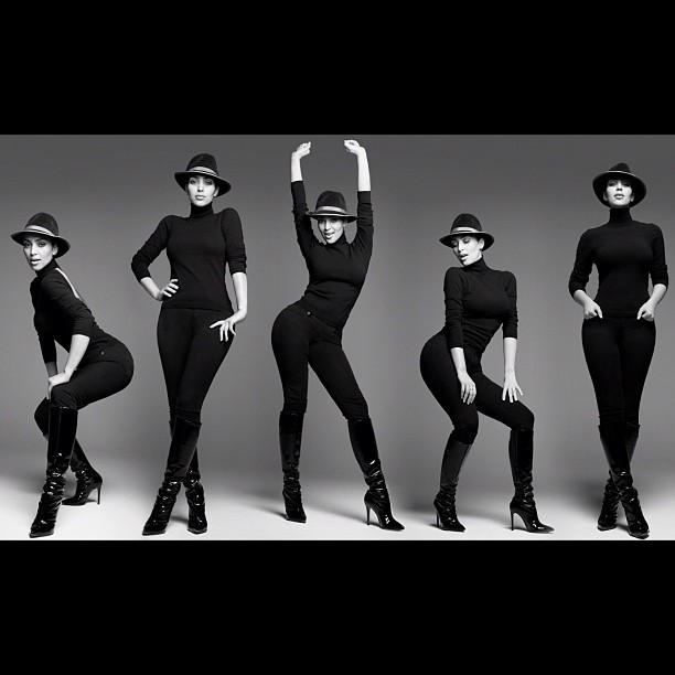 Kim rend-elle hommage à Beyoncé ?