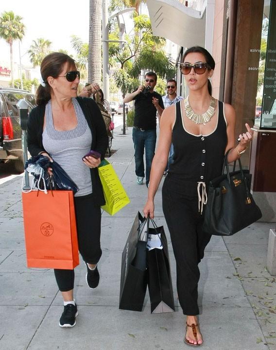 Qui n'aimerait pas faire son shopping avec elle ?