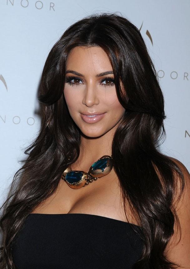 Kim Kardashian lors de la soirée NOON BY NOOR à Hollywood !