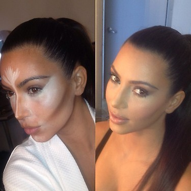 Les secrets du teint de Kim