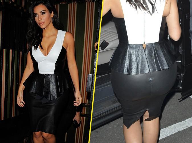 Kim Kardashian : elle s'affiche dans une de ses créations... Avec un défaut !