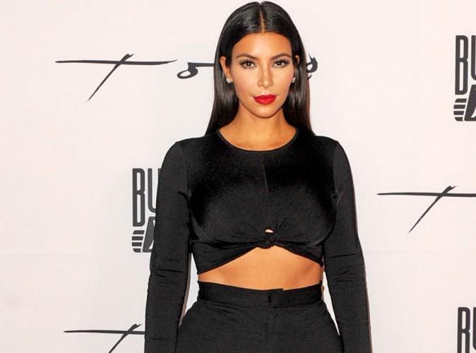 Kim Kardashian : elle sait aussi faire dans la sobriété... La preuve !