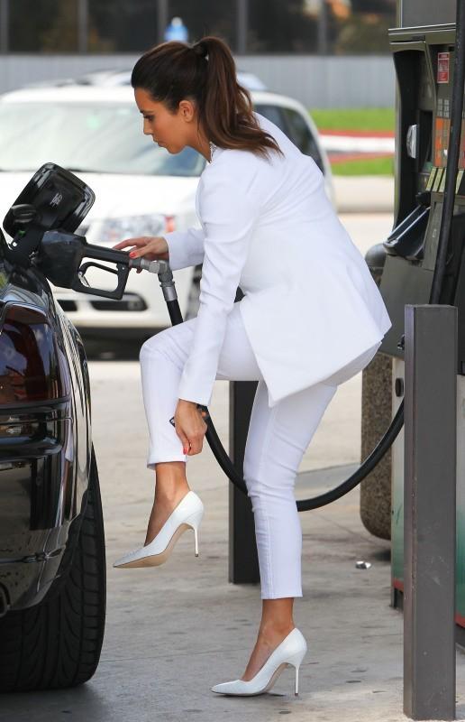 Kim Kardashian le 15 octobre 2012 à Miami