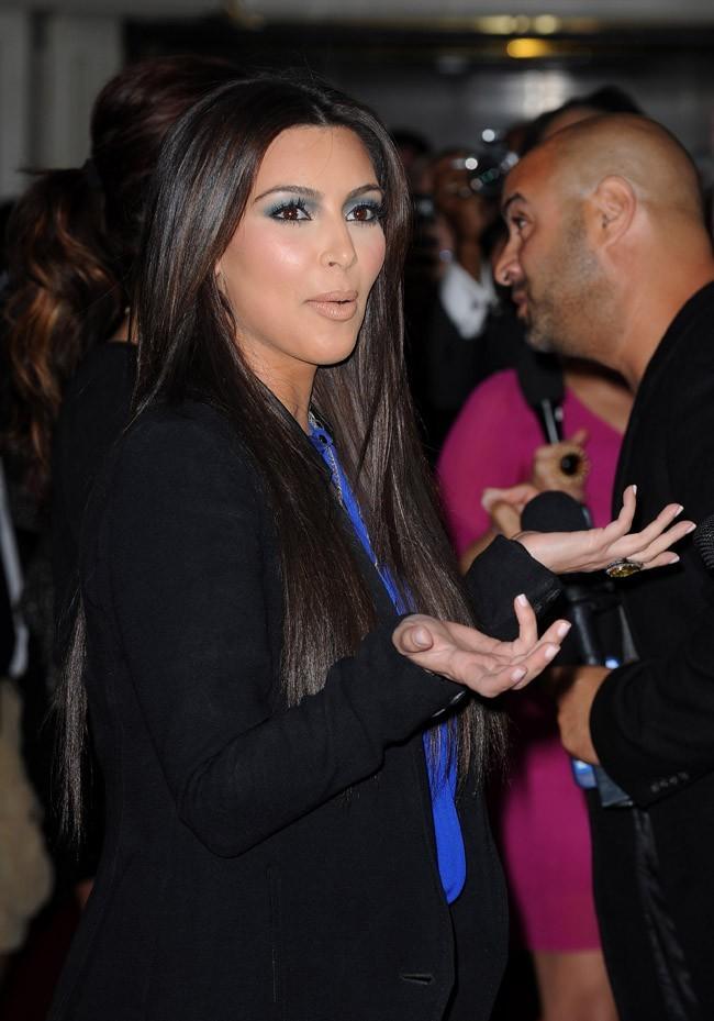 Kim Kardashian ne comprend pas ce qu'il s'est passé...
