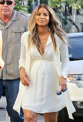 Ciara à Los Angeles le 12 février 2014
