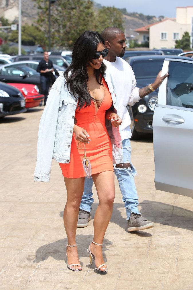 Photos : Kim Kardashian et Kanye West : cambriolage, ennuis judiciaires... rien ne va plus !