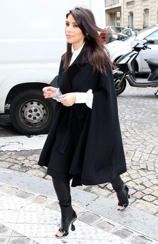 Kim Kardashian retrouve son boyfriend après ses rendez-vous pros