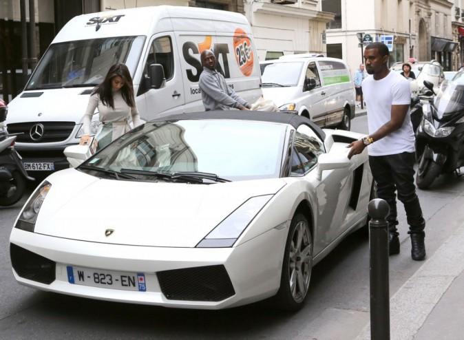 Ils se déplacent en Lamborghini