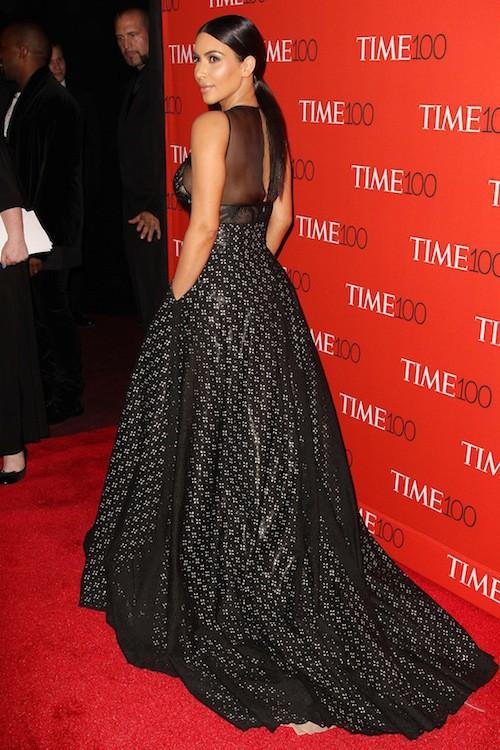 Photos : Kim Kardashian et Kanye West : glamour, ils savourent leur puissance internationale !
