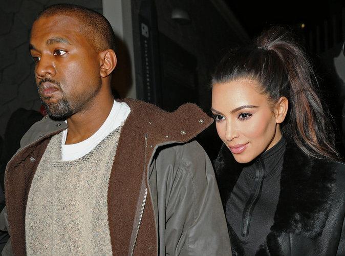 kim et Kanye débarquent en Icelande