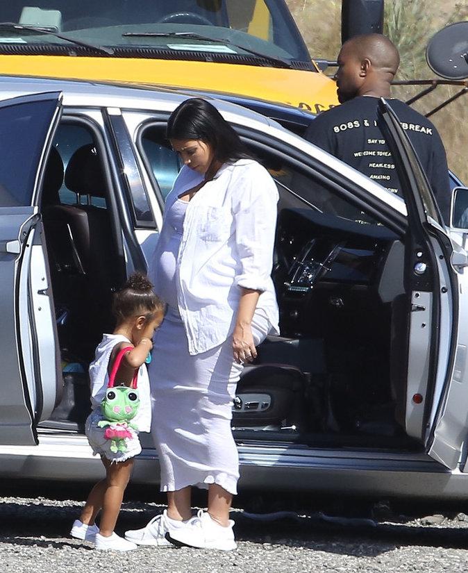 Le clan Kardashian le 12 octobre 2015