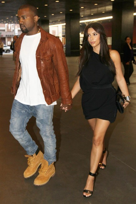 Kim Kardashian et Kanye West : un couple des plus amoureux !
