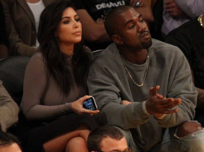 Kim Kardashian et Kanye West : témoins de la terrible défaite des Lakers à domicile !