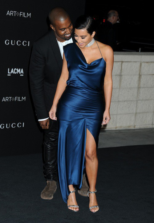 Photos : Kim Kardashian et Kanye West : un couple soudé et complice !