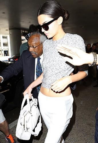 Kendall Jenner à Los Angeles le 10 juillet 2014
