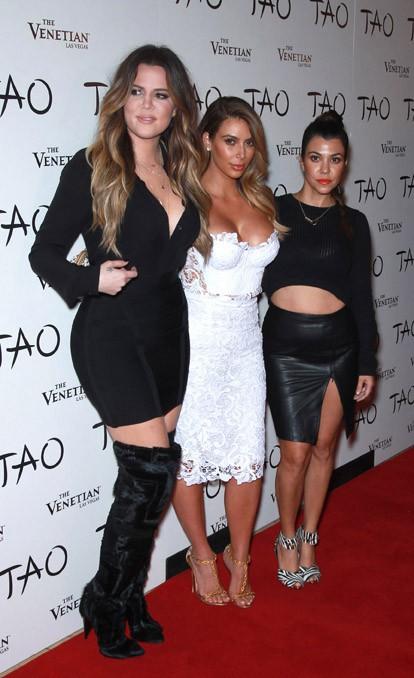 La famille Kardashian, la clé du succès !