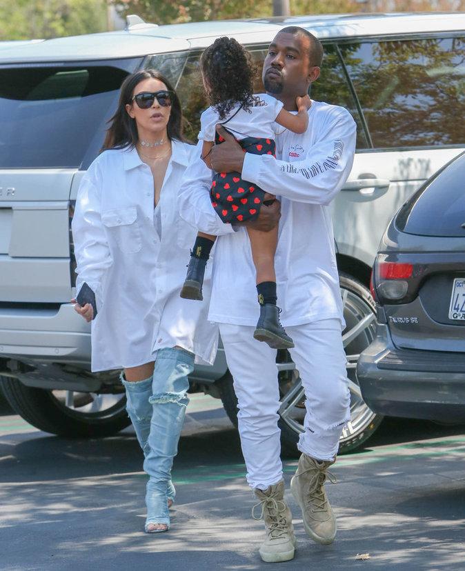 Kim Kardashian est proche de sa famille
