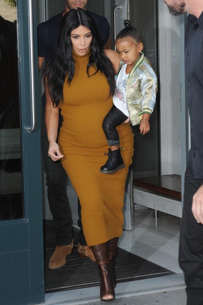 Kim Kardashian et North West : Un duo mère/fille à croquer !