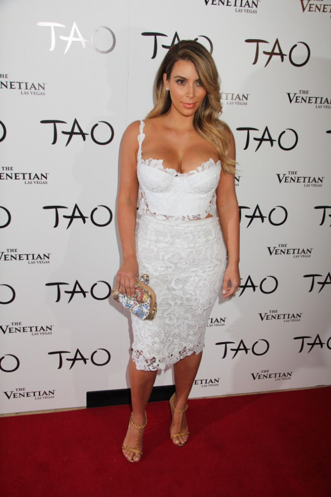 Photos : Kim Kardashian fête ses 34 ans : ses plus beaux (et gros) décolletés, c'est cadeau !