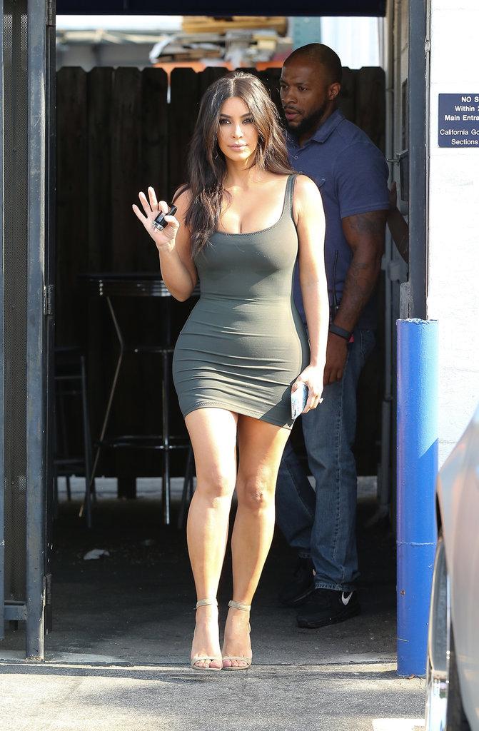Photos : Kim Kardashian implore le gouvernement américain de l'écouter... avant de se dénuder !