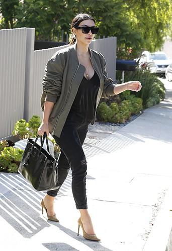 Kim Kardashian à Los Angeles le 19 juin 2014