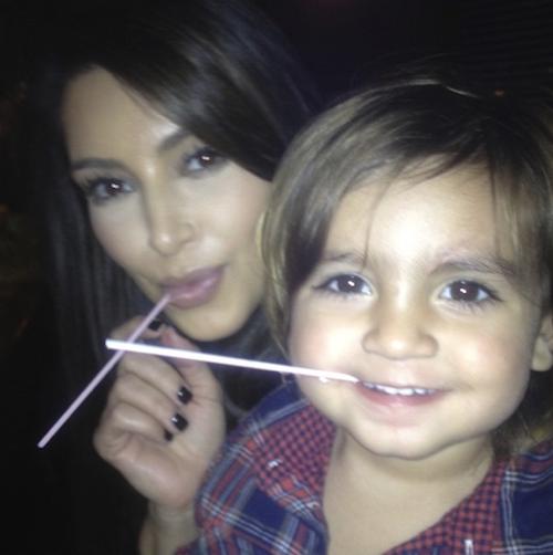 Kim Kardashian fête les 5 ans de Mason !