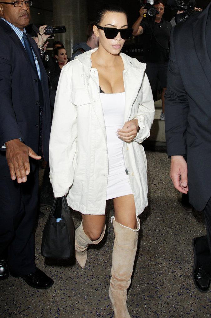 Photos : Kim Kardashian : l'image qui choque !