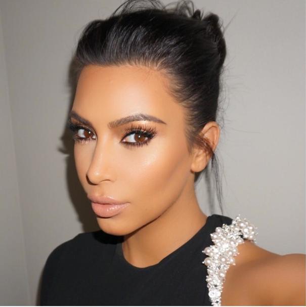 Kim Kardashian : la photo trash de trop...