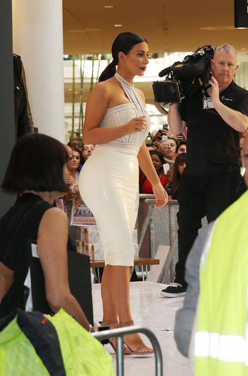 Kim Kardashian à Melbourne le 19 novembre 2014