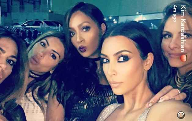 Kim Kardashian en boite de nuit ce samedi 25 juin 2016