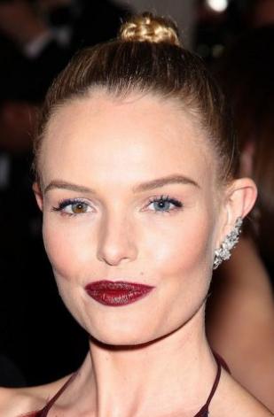 Kate Bosworth en lie de vin