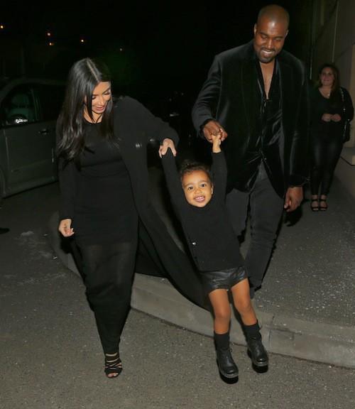 Photos : Kim Kardashian, North et Kanye West : dernière nuit mouillée et en apothéose en Arménie !