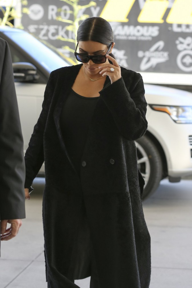 Kim Kardashian le 17 juin 2015