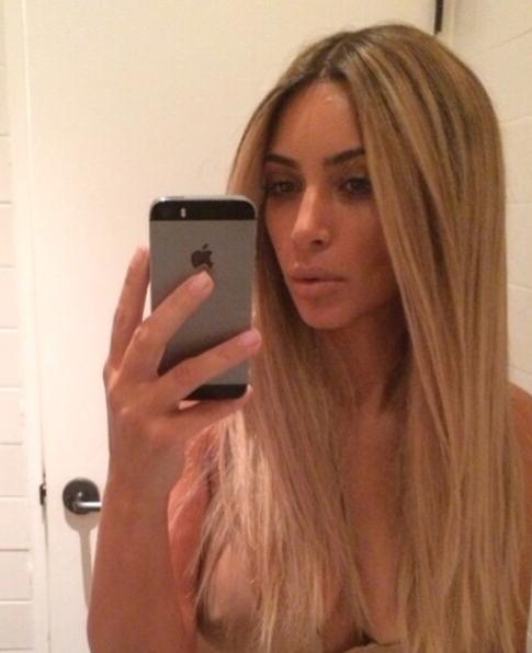 Photos : Kim Kardashian : nouveau changement capillaire ! Vous aimez ?