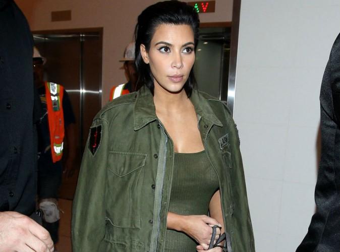 Kim Kardashian opérée en secret pour tomber enceinte ? La nouvelle révélation !