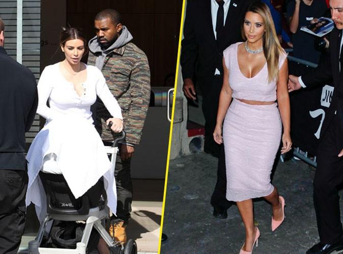 Kim Kardashian à L.A..