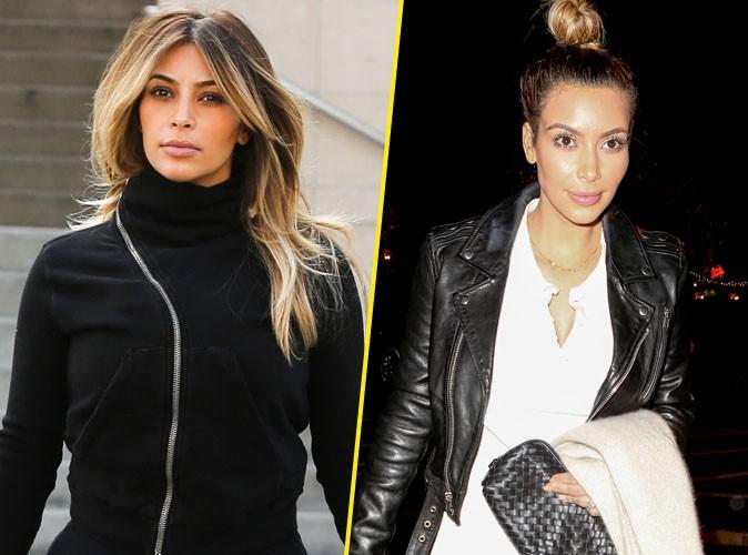 Kim Kardashian : plus en beauté pour aller au sport qu'au ciné avec tout son clan !