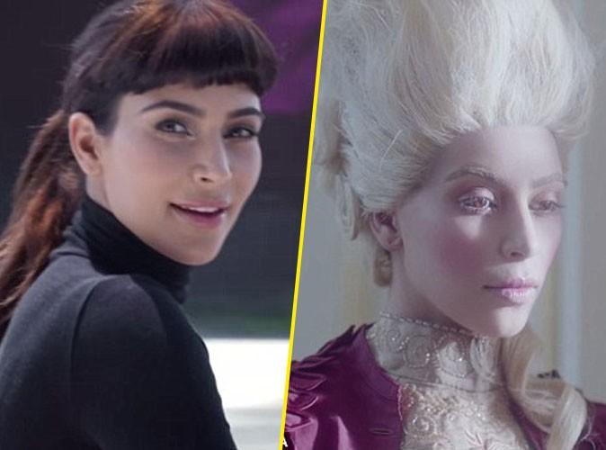 Kim Kardashian plus iconique qu'Audrey Hepburn et Marie-Antoinette ?