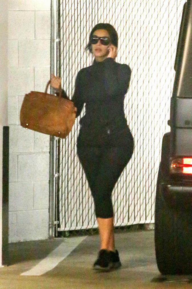 Kim Kardashian le 2 mars 2015