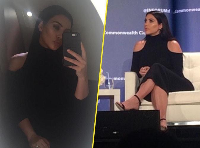 Kim Kardashian le 2 juillet 2015